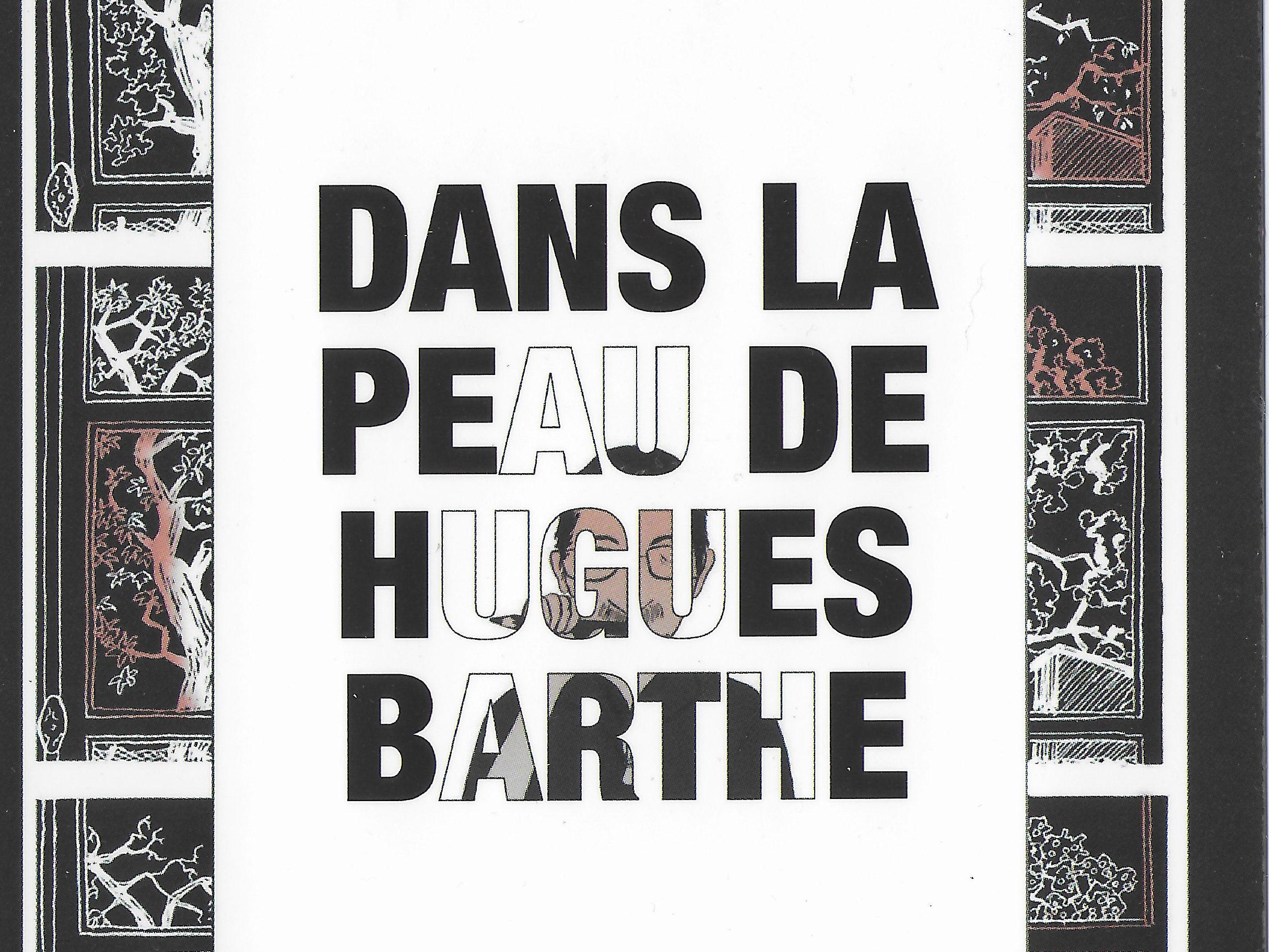 expo Hugues Barthe