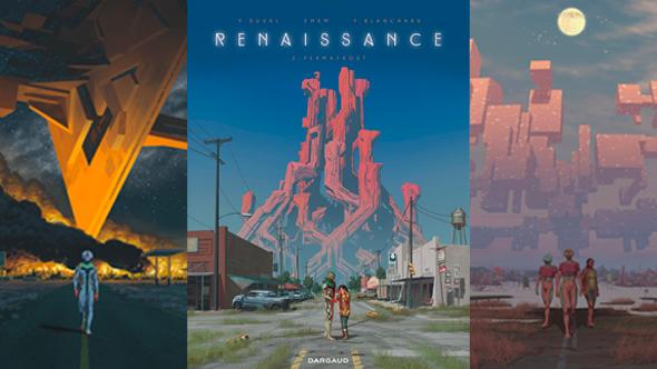 Normandiebulle 2020 - Renaissance