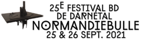 Bandeau Festival Normandiebulle 2021